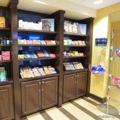 Отель Hampton Inn & Suites Lake City, Fl Лейк-Сити питание