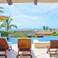 Отель Villa Desierto балкон