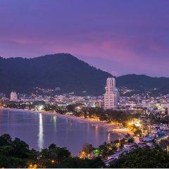 Отель PJ Patong Resortel пляж