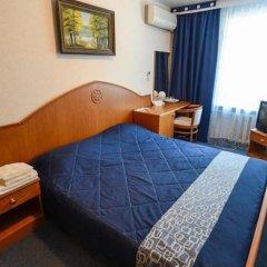 Гостиница Амакс Юбилейная 3* Стандартный номер с двуспальной кроватью фото 8