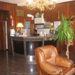 Hotel Estalagem Turismo интерьер отеля