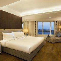 Отель Hilton Capital Grand Abu Dhabi 5* Люкс с различными типами кроватей фото 2