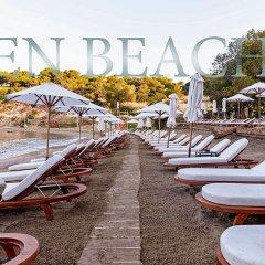Coral Hotel Athens пляж фото 2