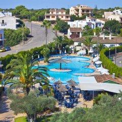 Hotel JS Corso Suites бассейн