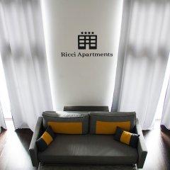 Отель Ricci Apartments Чехия, Прага - отзывы, цены и фото номеров - забронировать отель Ricci Apartments онлайн спа