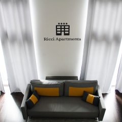 Апартаменты Ricci Apartments спа