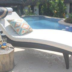 Отель Maya Hotel Residence Мексика, Остров Ольбокс - отзывы, цены и фото номеров - забронировать отель Maya Hotel Residence онлайн спортивное сооружение