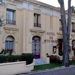 Отель Hôtel Le Petit Palais Франция, Ницца - отзывы, цены и фото номеров - забронировать отель Hôtel Le Petit Palais онлайн фото 2