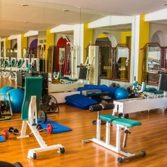 Luna Hotel Da Oura фитнесс-зал фото 4