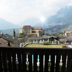 Hotel Finkenhof Сцена балкон