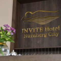 INVITE Hotel Nürnberg City интерьер отеля фото 3