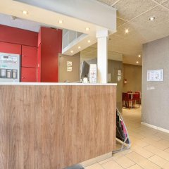 Hotel Campanile Paris Ouest - Boulogne интерьер отеля