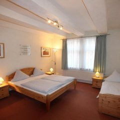 Hotel Deutsches Haus Нортейм комната для гостей фото 2