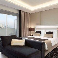 Отель Wyndham Dubai Marina Дубай комната для гостей фото 3