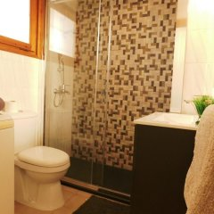 Отель Estudio Castell Nord A-206 Испания, Курорт Росес - отзывы, цены и фото номеров - забронировать отель Estudio Castell Nord A-206 онлайн ванная