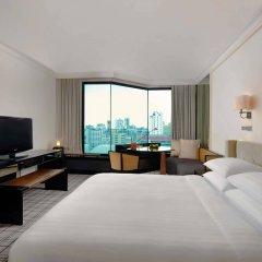 Отель Grand Hyatt Erawan Bangkok Таиланд, Бангкок - 1 отзыв об отеле, цены и фото номеров - забронировать отель Grand Hyatt Erawan Bangkok онлайн комната для гостей фото 5