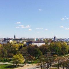 Отель Bellevue Park Riga Рига балкон