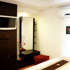 Отель Le Tong Beach 2* Люкс с различными типами кроватей фото 2