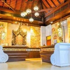 Отель Andaman Cannacia Resort & Spa интерьер отеля