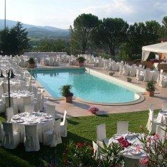 Hotel Ristorante La Fattoria Сполето помещение для мероприятий