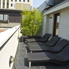 Отель Starhotels Ritz Италия, Милан - 9 отзывов об отеле, цены и фото номеров - забронировать отель Starhotels Ritz онлайн балкон