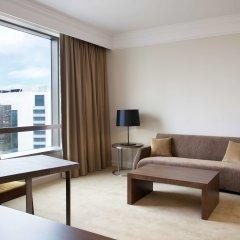 Отель Hyatt Regency Belgrade комната для гостей фото 3