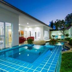 Отель Villa Tortuga Pattaya бассейн фото 3
