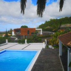 Отель Quinta das Camelias Понта-Делгада бассейн