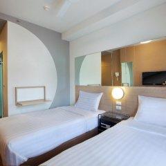 Отель Red Planet Phuket Patong 2* Стандартный номер разные типы кроватей фото 3