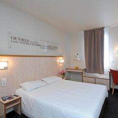 Отель Kyriad Hotel Lyon Centre Croix Rousse Франция, Лион - отзывы, цены и фото номеров - забронировать отель Kyriad Hotel Lyon Centre Croix Rousse онлайн комната для гостей фото 2