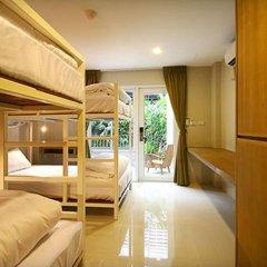 Отель CHERN Hostel Таиланд, Бангкок - 2 отзыва об отеле, цены и фото номеров - забронировать отель CHERN Hostel онлайн комната для гостей фото 4