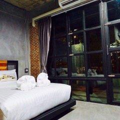 Yotaka The Hostel@Bangkok комната для гостей