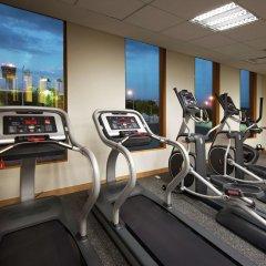 Отель Hilton Garden Inn Monterrey Airport фитнесс-зал фото 2