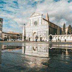 Отель Domus Florentiae Hotel Италия, Флоренция - 1 отзыв об отеле, цены и фото номеров - забронировать отель Domus Florentiae Hotel онлайн приотельная территория