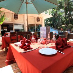 Отель Marina Bay Марокко, Танжер - отзывы, цены и фото номеров - забронировать отель Marina Bay онлайн питание фото 3
