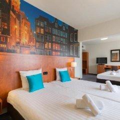 Отель New West Inn Нидерланды, Амстердам - 6 отзывов об отеле, цены и фото номеров - забронировать отель New West Inn онлайн комната для гостей фото 4