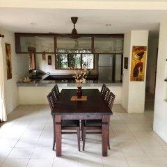 Отель Baan Laem Noi Villas питание