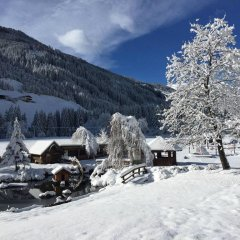 Отель Alphotel Tyrol Рачинес-Ратскингс спортивное сооружение
