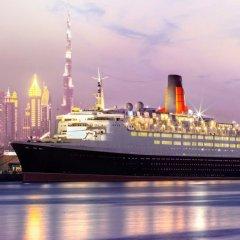 Отель Queen Elizabeth 2 Hotel ОАЭ, Дубай - отзывы, цены и фото номеров - забронировать отель Queen Elizabeth 2 Hotel онлайн пляж