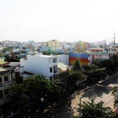 Отель Green Field Villas Хойан балкон