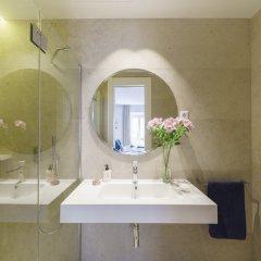 Отель Home Club Barquillo Испания, Мадрид - отзывы, цены и фото номеров - забронировать отель Home Club Barquillo онлайн ванная фото 2