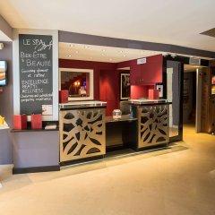 Отель Best Western Plus Cannes Riviera Hotel & Spa Франция, Канны - 1 отзыв об отеле, цены и фото номеров - забронировать отель Best Western Plus Cannes Riviera Hotel & Spa онлайн питание фото 2