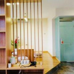 Hello Chengdu International Youth Hostel интерьер отеля фото 3