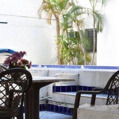 Отель Garden Suites Cancun Мексика, Канкун - отзывы, цены и фото номеров - забронировать отель Garden Suites Cancun онлайн балкон