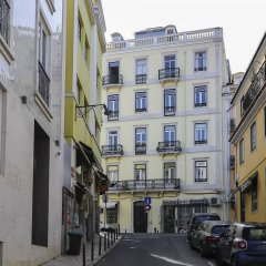 Отель Avenida da Liberdade Vintage by Homing