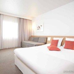 Отель Novotel Brugge Centrum Бельгия, Брюгге - отзывы, цены и фото номеров - забронировать отель Novotel Brugge Centrum онлайн комната для гостей фото 4