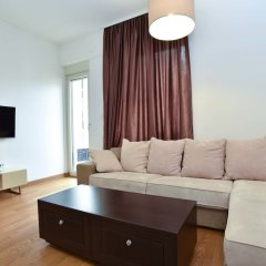 Отель Blue coast Apartments Черногория, Будва - отзывы, цены и фото номеров - забронировать отель Blue coast Apartments онлайн комната для гостей фото 5