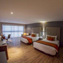 Отель El Diplomatico Hotel Мексика, Мехико - отзывы, цены и фото номеров - забронировать отель El Diplomatico Hotel онлайн комната для гостей фото 3