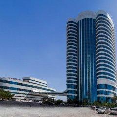 Concorde Fujairah Hotel парковка