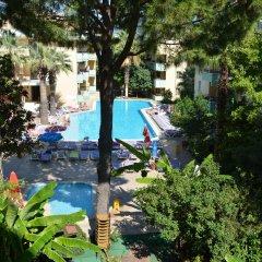 Отель Club Palm Garden Keskin Мармарис с домашними животными